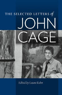 Cover The Selected Letters of John Cage