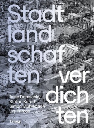Cover Stadtlandschaften verdichten