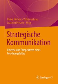 Cover Strategische Kommunikation