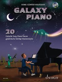 Cover Galaxy Piano