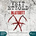 Blutgott, 2 Audio-CD, MP3