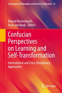 Cover Confucian Perspectives on Learning and Self-Transformation