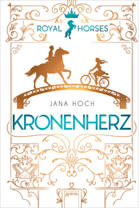 Cover Royal Horses. Kronenherz