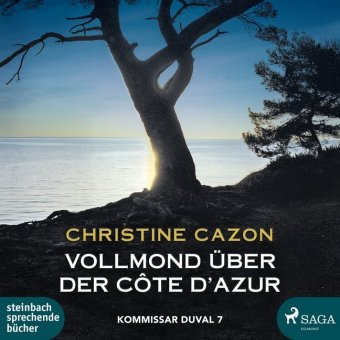 Vollmond über der Côte d'Azur, 2 Audio-CD, MP3