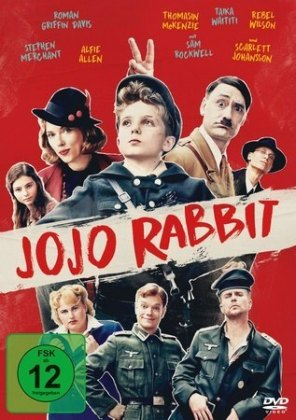 Cover Jojo Rabbit, 1 DVD