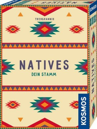 Cover Natives (Kinderspiel)