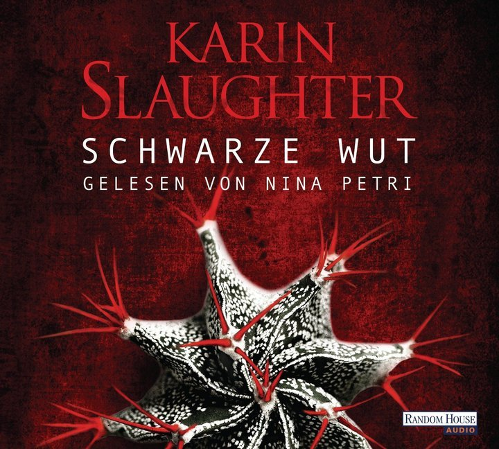 Cover Schwarze Wut, 6 Audio-CDs