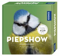 Cover Piepshow, m. Audio-CD