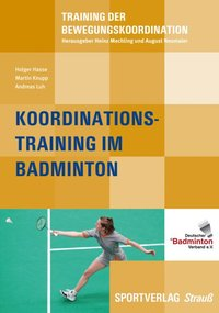 Cover Koordinationstraining im Badminton