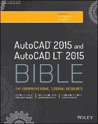 Cover AutoCAD 2015 and AutoCAD LT 2015 Bible