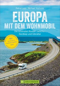 Cover Europa mit dem Wohnmobil