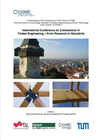 Cover International Conference on Connections in Timber Engineering - From Research to Standards