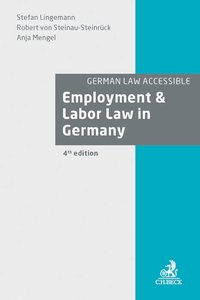 Cover Employment & Labor Law in Germany