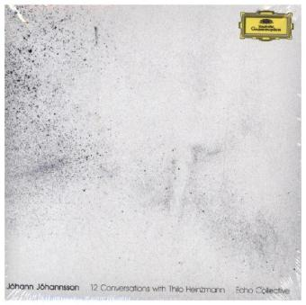 12 Conversations with Thilo Heinzmann, 1 Audio-CD