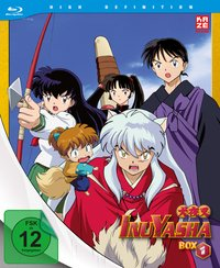 InuYasha - TV-Serie - Box 1