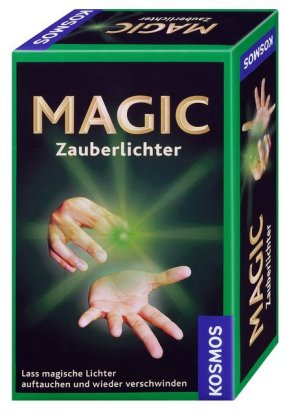 Cover Magic Zauberlichter (Zauberkasten)