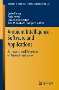 Cover Ambient Intelligence - Software and Applications