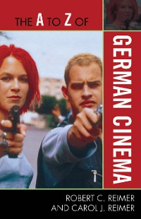 Cover The A to Z of German Cinema