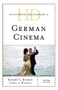 Cover Historical Dictionary of German Cinema