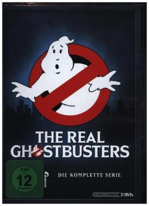 The Real Ghostbusters - Die komplette Serie