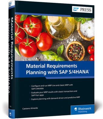 Cover Material Requirements Planning with SAP S/4HANA