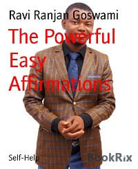 Cover The Powerful Easy Affirmations
