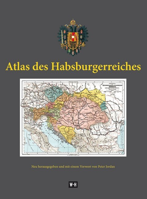 Cover Atlas des Habsburgerreiches