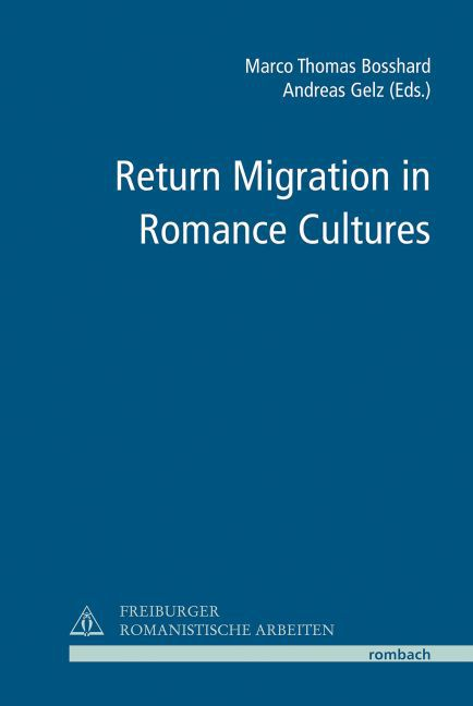 Cover Return Migration in Romance Cultures