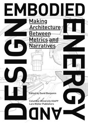 Cover Embodied Energy and Design