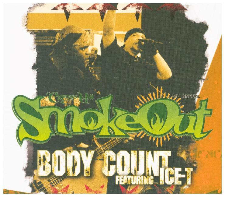 The Smoke Out Festival, 1 Audio-CD