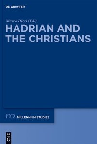 Cover Hadrian and the Christians