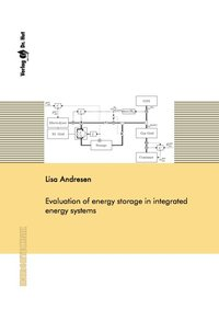 Cover Evaluation of energy storage in integrated energy systems