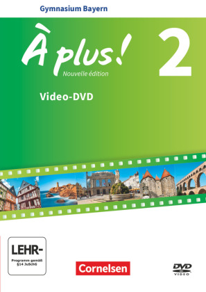 À plus ! Band 2 - Gymnasium Bayern - Video-DVD