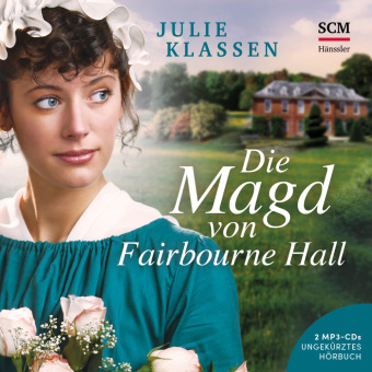 Die Magd von Fairbourne Hall, 1 MP3-CD