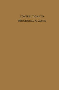 Cover Contributions to Functional Analysis