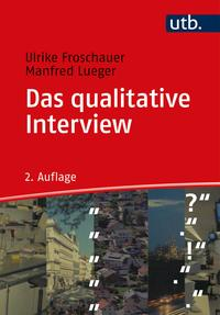Cover Das qualitative Interview
