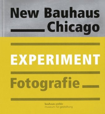 Cover New Bauhaus Chicago