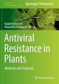 Cover Antiviral Resistance in Plants