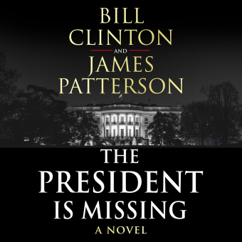 The President is Missing, Audio-CD