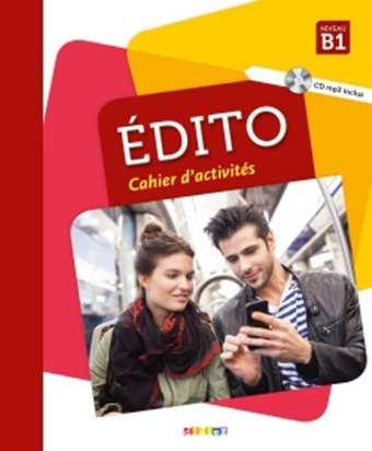 Cover Cahier d'exercices, m. MP3-CD