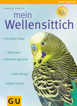 Cover Mein Wellensittich