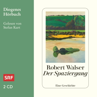 Cover Der Spaziergang, 2 Audio-CDs