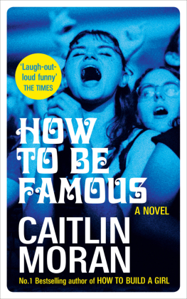 Cover How to be Famous