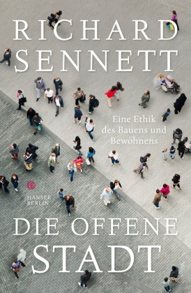Cover Die offene Stadt