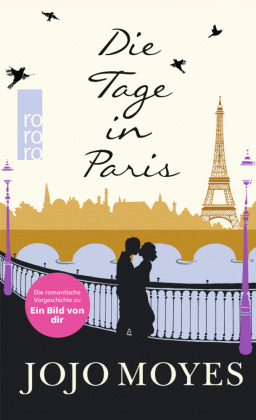 Cover Die Tage in Paris