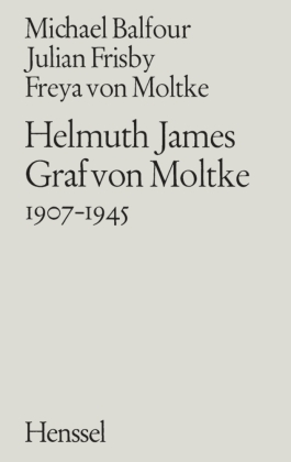 Cover Helmuth James Graf von Moltke 1907-1945