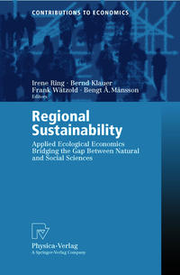 Cover Regional Sustainability