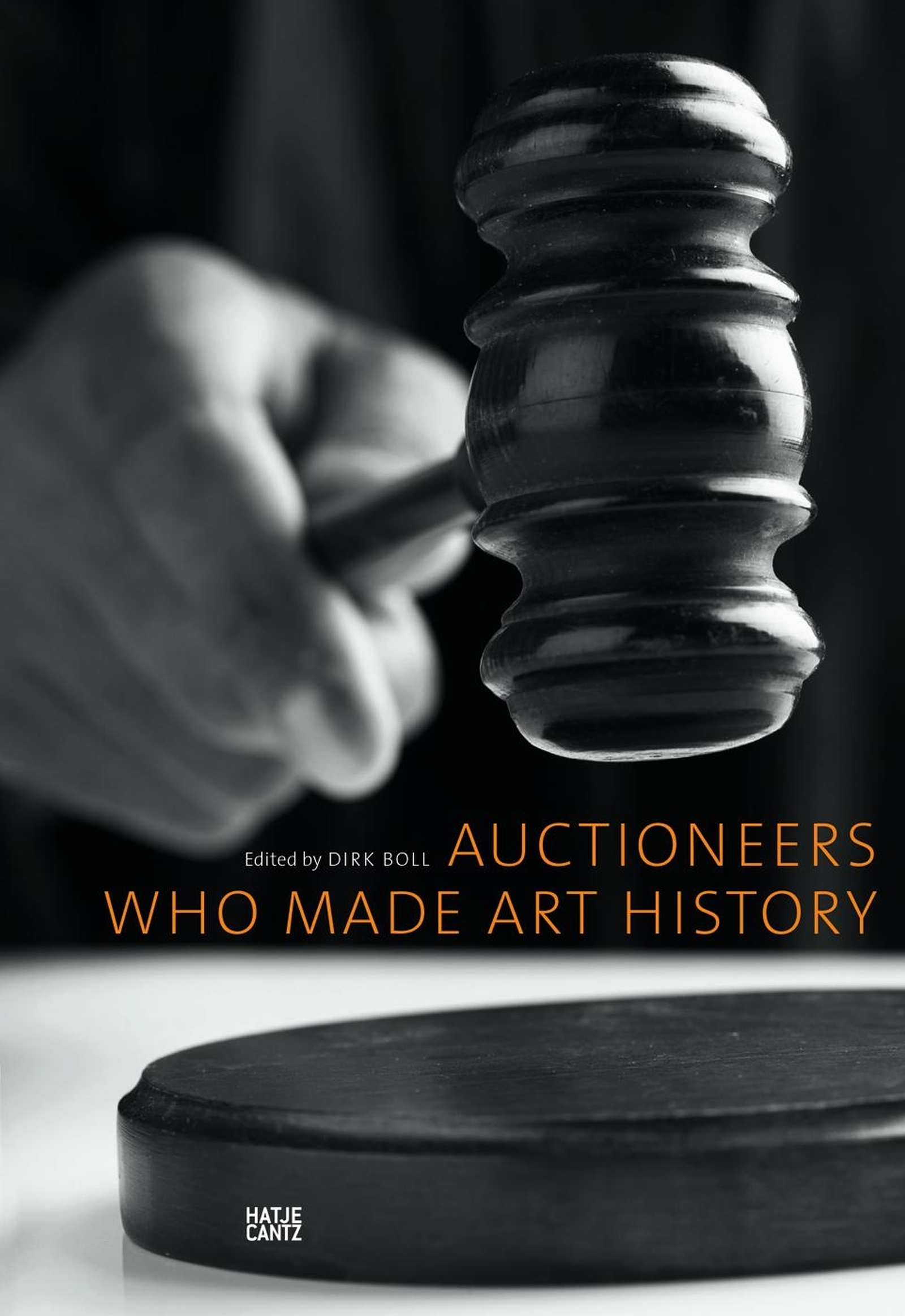 Cover Auctioneers Who Made Art History