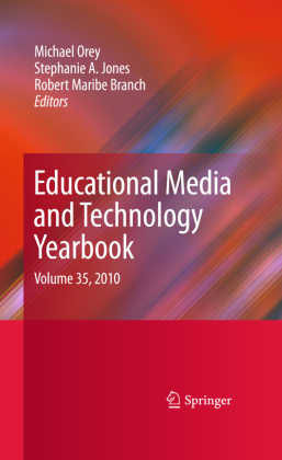 Cover Educational Media and Technology Yearbook