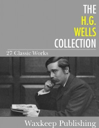 Cover H.G. Wells Collection